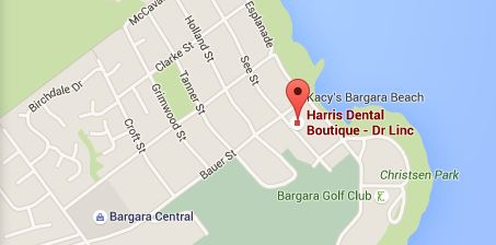Dentist in Bundaberg or Bargara Harris Dental Boutique