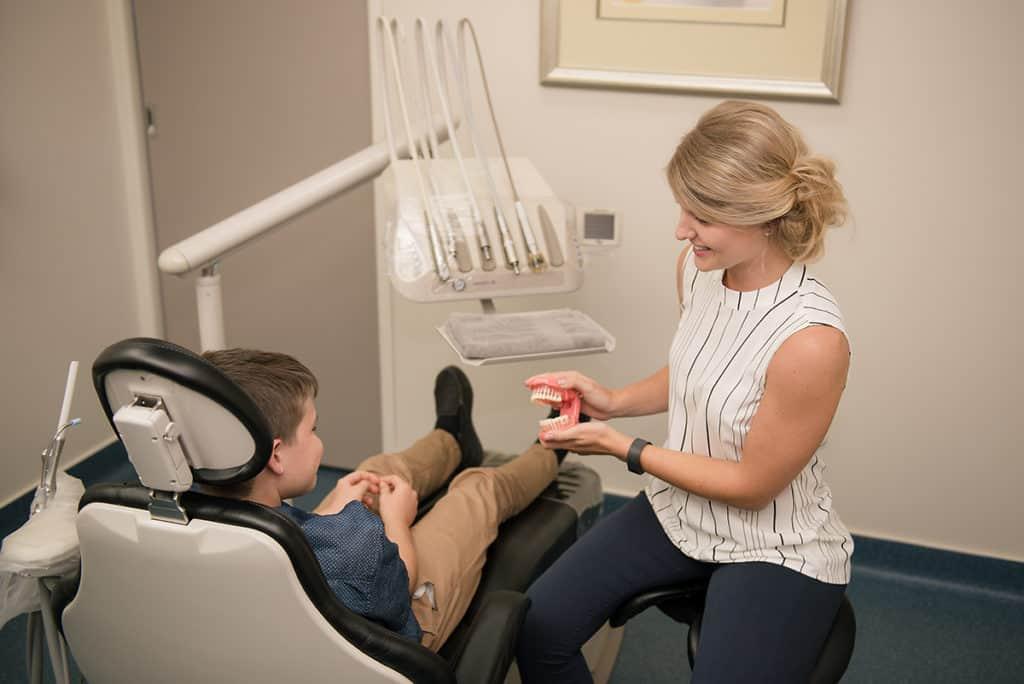 Prevent Dental Decay Children